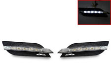 *LED Daytime Running DRL Fog Light For 07-09 Mercedes W211 E Class NonAMG Bumper