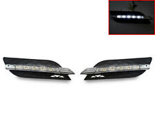 USA 07-09 MERCEDES W211 E CLASS Non-AMG Bumper LED Daytime Running DRL Fog Light