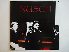 NUSCH : ORANGE NIGHT / THE MONSTER FAMILY / PETIT ENFER / LONELY ♦ CD Single ♦