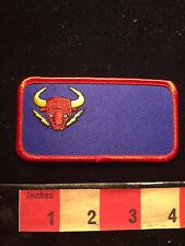 Patch Bull With Horns Breathing Lightning Bolts ~ (I Think) 68WO