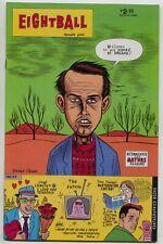 Eightball 4 Fantagraphics 1990 VF NM 1st Print Daniel Clowes