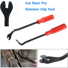 Car Door Panel Clip Remover Pry Body Retainer Auto Trim Upholstery Tool Puller
