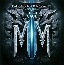 The Third Cage [Enhanced] by Dario Mollo/Tony Martin (CD 2012)