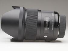 Sigma AF 35 mm f/1.4 DG HSM Art für Nikon