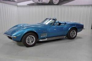 1969 CHEVROLET Corvette 427/390 HP