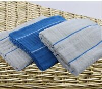 Brand New Pack of 6 100% Cotton Large Casabella tea kitchen dish cloth towel