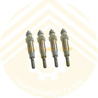 New Engine Plug Glow set for Isuzu 4LE1 Hitachi IHI SH55 ZX55UR Excavator Digger