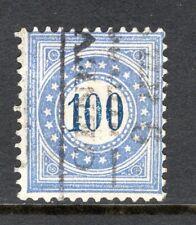 Switzerland - 1878 Postage Due -  Mi. 8 I K VFU