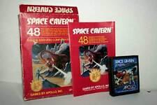 SPACE CAVERN GIOCO USATO ATARI VCS 2600 EDIZIONE EUROPEA VERSIONE ITA FR1 44333