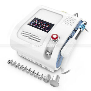 Professional Shock Wave Radial Pain Therapy System Ultrasonic Slimming Machine