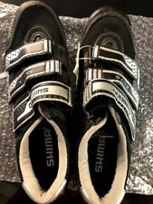 Shimano SH-R075 Cycling Shoes Mens EU Size 43 / 8.9 - with Cleats