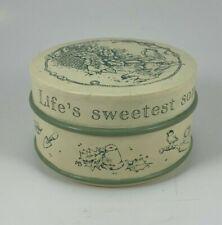 New ListingHallmark Marjolein Bastin Music Trinket Box Life's Sweetest Songs. Birds Garden
