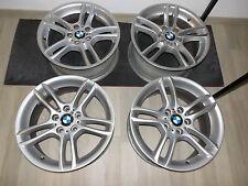 "Orig BMW Alufelgen Räder 18"" M261 Styling Doppelspeiche 1er E81 E82 E87 E88 TOP!"
