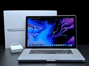 Apple MacBook Pro 15 inch Laptop / QUAD CORE i7 / 16GB RAM / OS2019 / 1TB SSD!