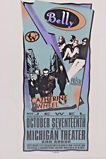 Belly, Catherine Wheel With Jewel 1995 Handbill Flyer