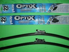 "All season 22"" + 22"" Bracketless P&H PTB I&L Wiper Blade"