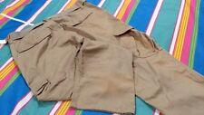 Authentic CHAMS men's Cargo pants 36 W 31 L 6 Pockets Web Belt NEW