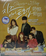 Cheese In The Trap Korean Drama DVD with Good English Subtitle