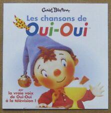 Les chansons de Oui-Oui CD Enid Blyton 1997