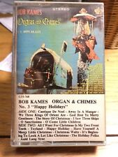 "BOB KAMES ORGAN & CHIMES casssette No. 3 ""happy Holidays"""