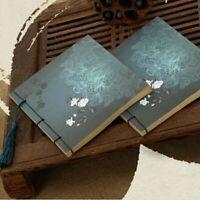 schön der antike leere seite skizzen kraftpapier draht gebundenen notizbuch