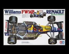 Tamiya 1/12 Williams Fw14b RENAULT F1 Plastic Model Car Kit 12029