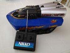 Kaiman L'anfibio radiocomandato Gig Nikko macchina vintage Freccia Rossa Panther