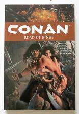 Conan Vol. 11 Road of Kings Hardcover Dark Horse NEW Graphic Novel Comic Book
