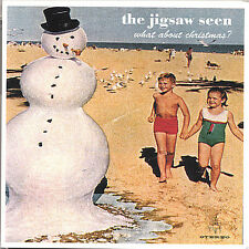 The Jigsaw Seen - What About Christmas [New CD] Extended Play