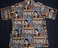 Vintage 70's-80's Primo Aloha Shirt