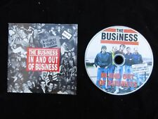 The Business In and Out of Business CD Punk Oi! British Band Rock Disc