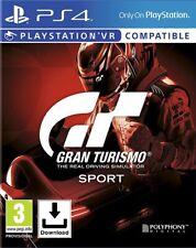 Gran Turismo Sport - PS4 📥