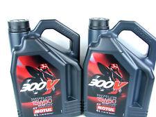 MOTUL 300 V 4t Factory Line 15w50 4 Liter Road Racing