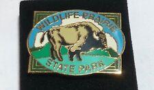 Wildlife Prairie State Park - Bison -Buffalo Souvenir Pin