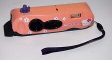 Vintage Hello Kitty Instant Flash Polaroid I-Zone Fun Film Pink Pocket Camera