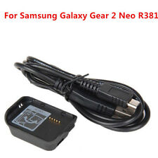 Samsung Galaxy Gear 2 Neo R381 With USB Cable Smartwatch Charger