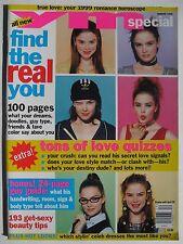 NIKKI B. Spring 1999 YM SPECIAL Magazine  ROB THOMAS  MARK McGRATH  PUFFY COMBS