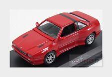 Maserati Shamal 1990 Red EDICOLA 1:43 MASCOL013