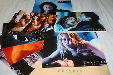 DRACULA 2001 ! jeu 8 photos cinema lobby cards fantastique vampire