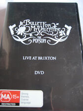Bullet For My Valentine - The Poison - Live At Brixton (DVD, 2006) NEW SEALED