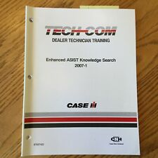 Case International IH TECH-COM ENHANCED ASIST KNOWLEDGE SEARCH GUIDE MANUAL BOOK