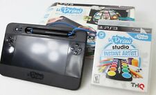 PS3 Playstation 3 uDraw Tablet and Studio Instant Artist Game THQ