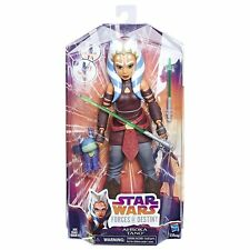 "Star Wars Forces of Destiny ~ 11"" AHSOKA TANO ACTION FIGURE/DOLL ~ SW Rebels"