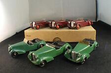Dinky Toys GB 38D Alvis Sport tourer boîte de 6 peu fréquent
