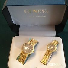 Geneva watch classic collection male and female