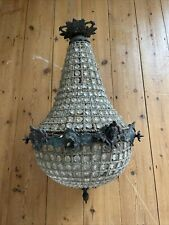 More details for french antique style crystal chandier