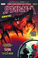 SPIDER-MAN / VENOM  Panini Free Comic Book Day 2019
