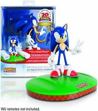Mad Catz Sonic the Hedgehog Figure 2X Inductive Charger for Wii and Wii U