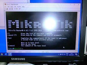 MikroTik Cloud Core Router CCR1036-12G-4S +2 X SFP modules