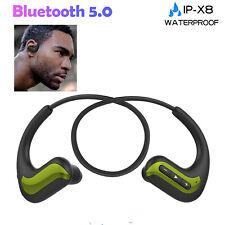Swimming Bluetooth 4.2 Headset Headphone Earphone Waterproof Sport Earphone Gift